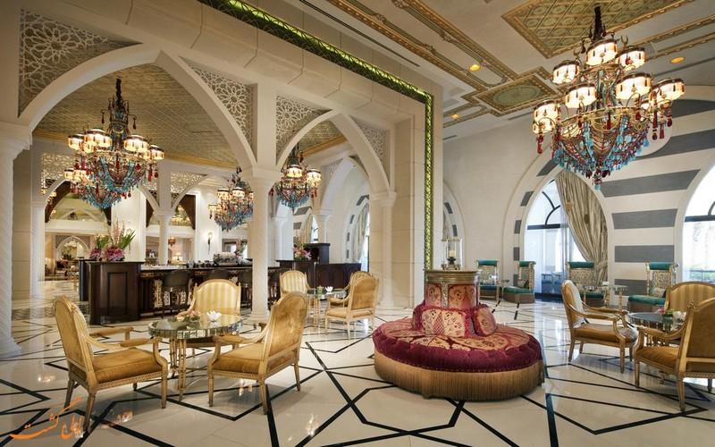 هتل 5 ستاره جمیرا رویال رزیدنس در دبی