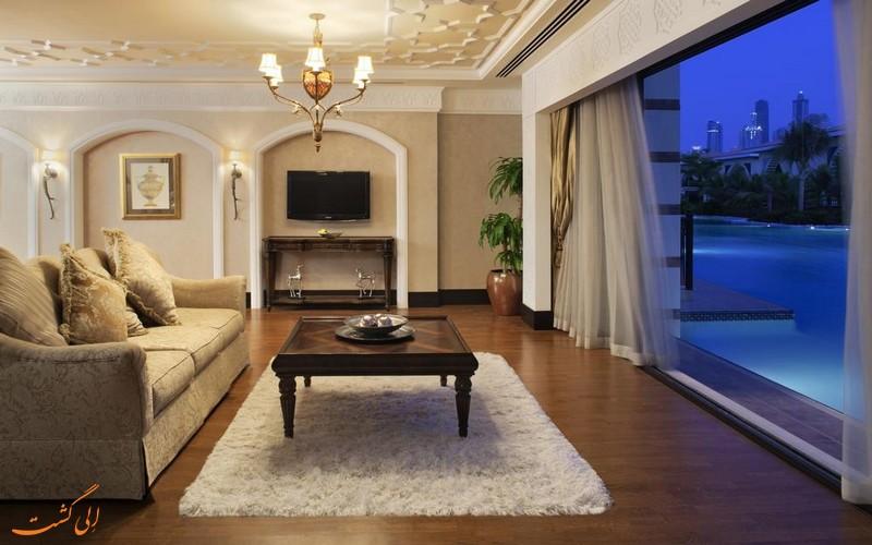 هتل 5 ستاره جمیرا رویال رزیدنس دبی