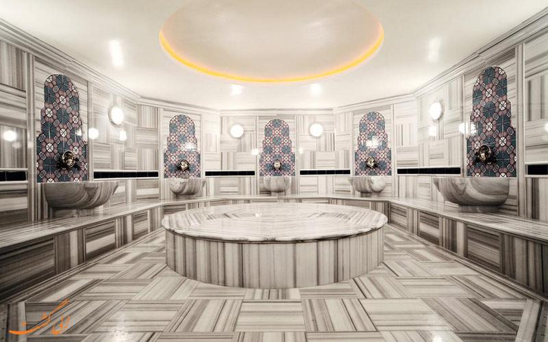 هتل برا آنکارا | 5 ستاره