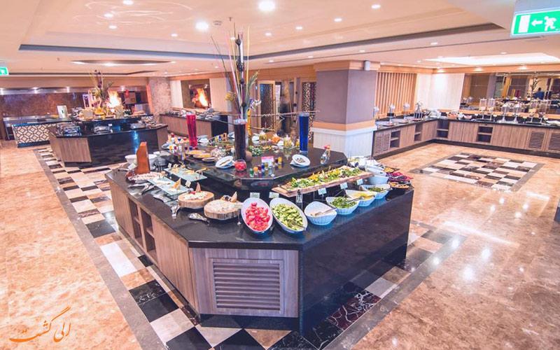 خدمات رفاهی هتل گرین پارک آنکارا
