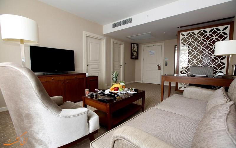 هتل 5 ستاره میراکل آسیا استانبول