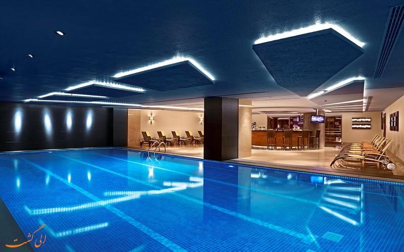 هتل 5 ستاره دیوان آسیا