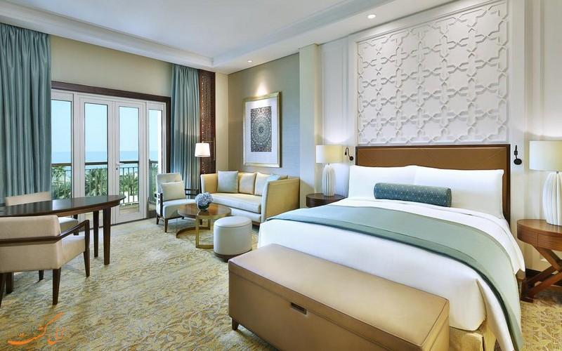 هتل 5 ستاره ریتز کالتون در دبی
