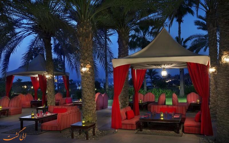 هتل ریتز کالتون در دبی