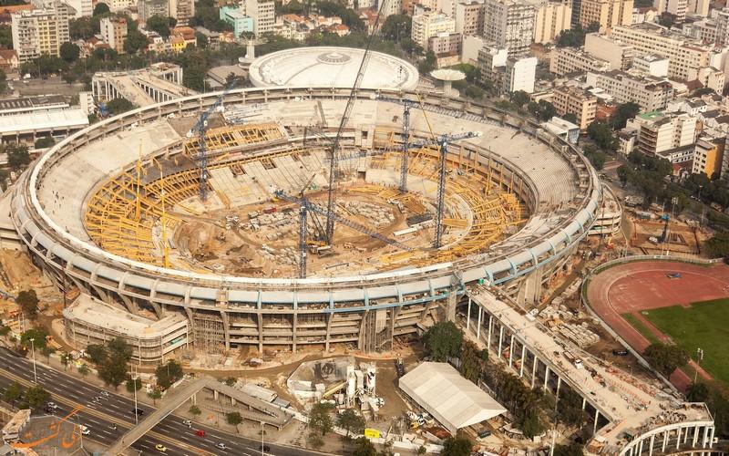 ورزشگاه ماراکانا در ریو