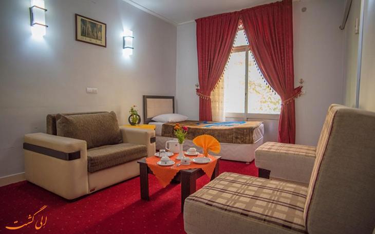 هتل جهانگردی ماکو