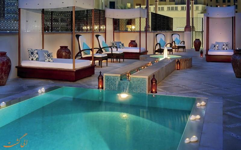 هتل 5 ستاره ریتز کالتون
