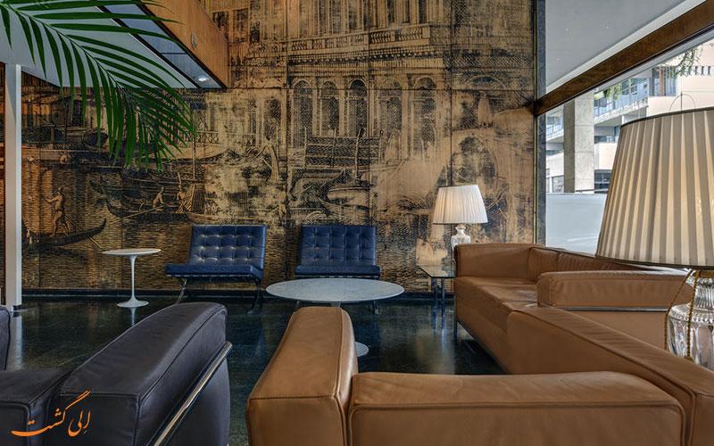 فاصله ی هتل پلازا ونیز تا جاذبه های ونیز