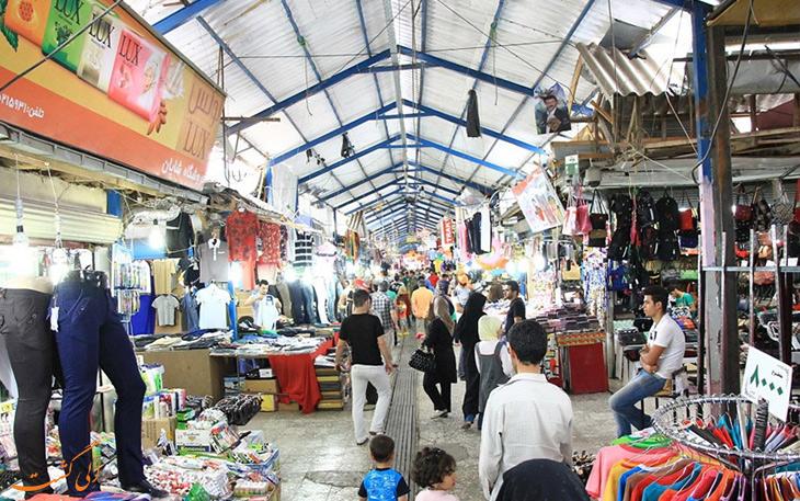 بازار ماکو