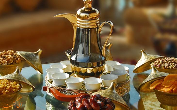 قهوه ی عربی