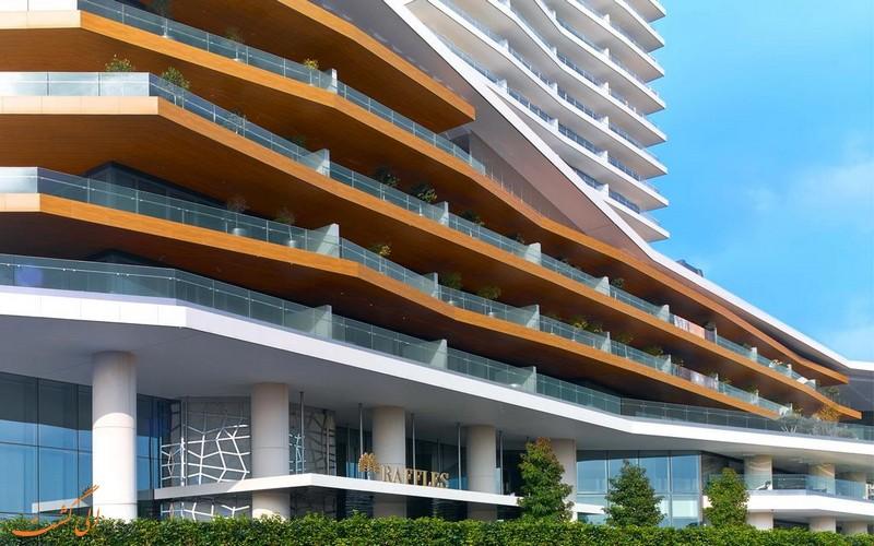 هتل رافلس استانبول
