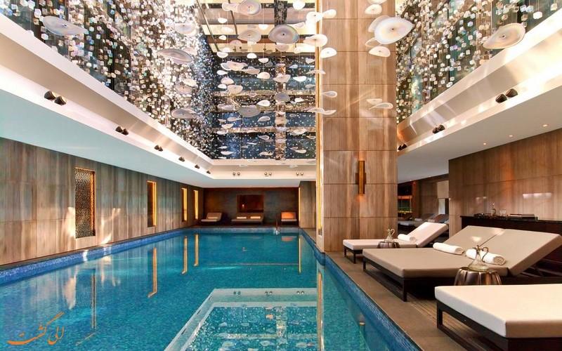 هتل 5 ستاره رافلس استانبول