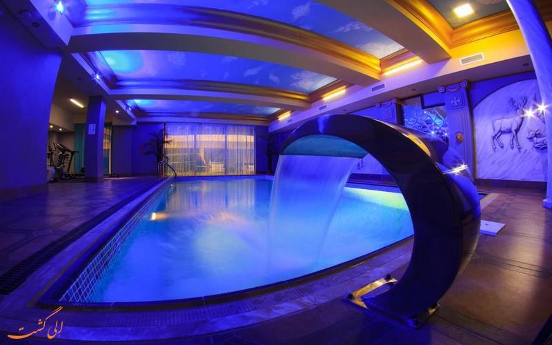 هتل 5 ستاره کرون پالاس تفلیس