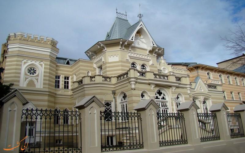 کاخ هنر تفلیس