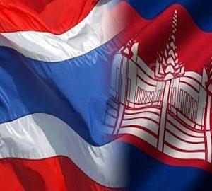 کامبوج در مقابل تایلند