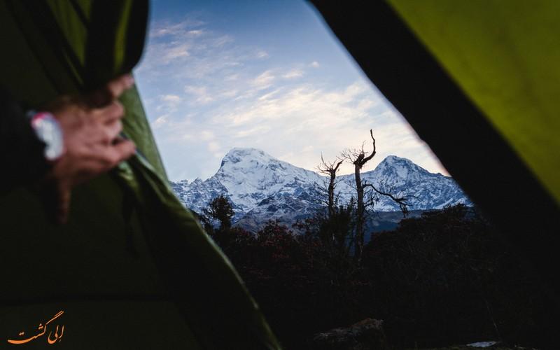 کوه دهالاگیری