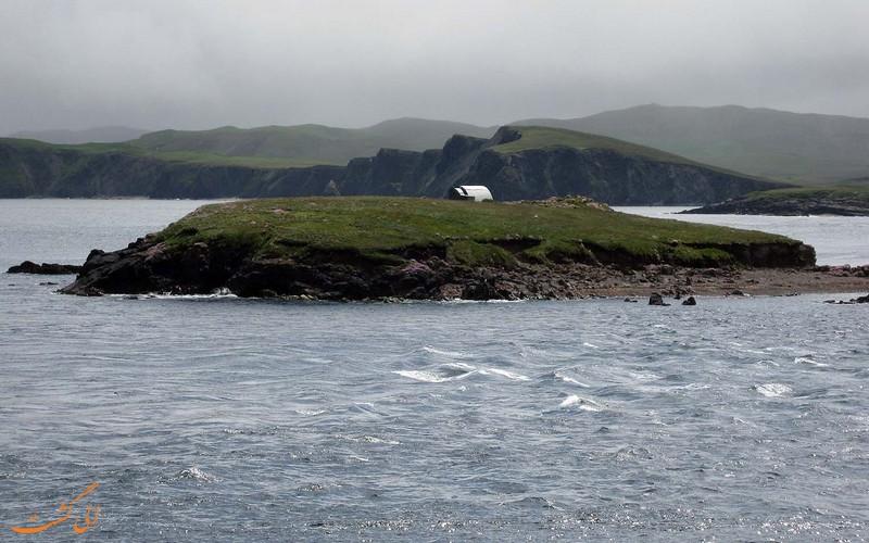 جزیره فورویک هولم
