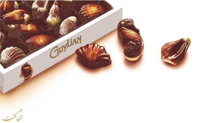 شکلات گیلیان