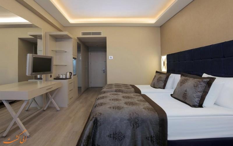 هتل 5 ستاره واو در استانبول ترکیه