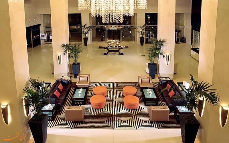 هتل مدیا روتانا دبی