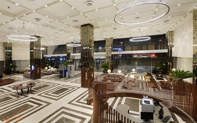 معرفی هتل دابل تری اوسیلار استانبول | ۵ ستاره