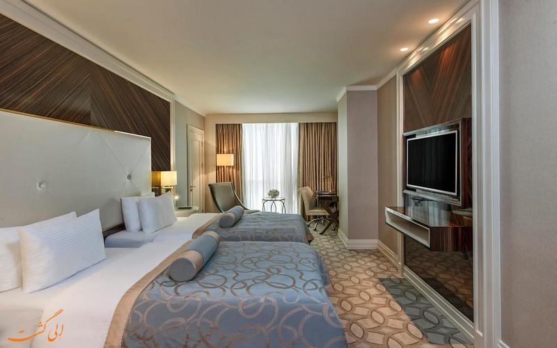 هتل الیت ورد در استانبول