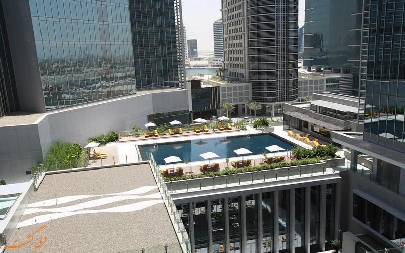 هتل 5 ستاره اوبروی