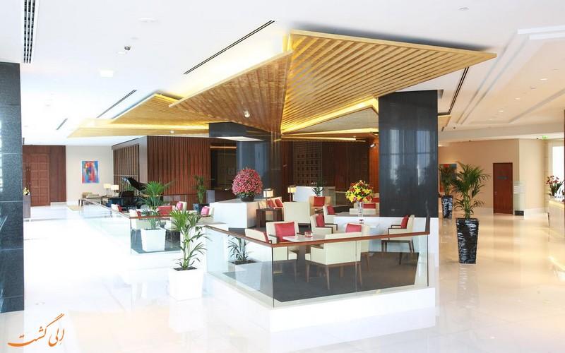 هتل 5 ستاره اوبروی دبی