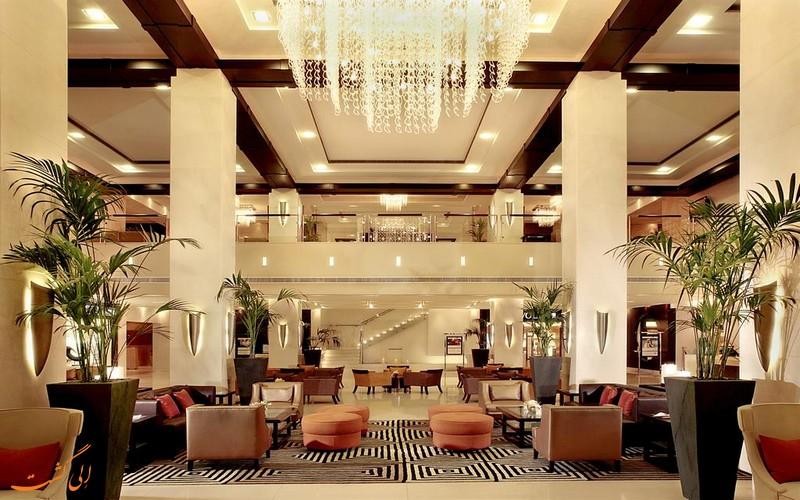 هتل 5 ستاره مدیا روتانا در دبی