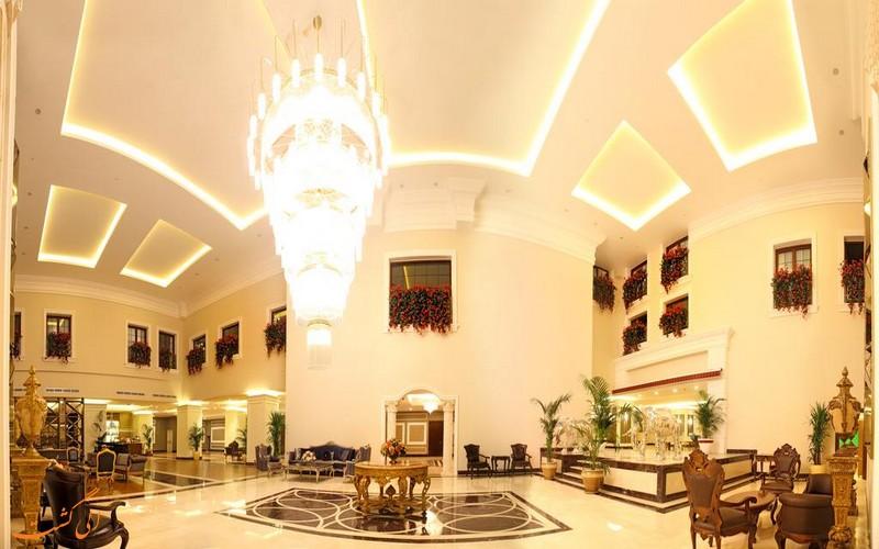 هتل 5 ستاره رامادا مرتر استانبول