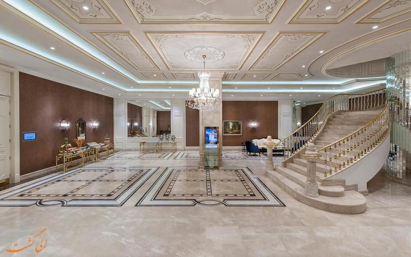هتل 5 ستاره الیت ورد