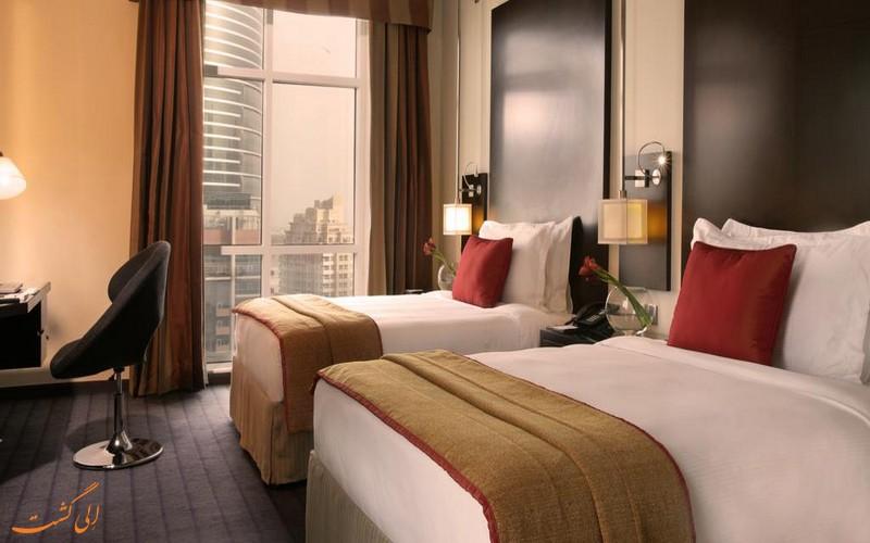 هتل 5 ستاره مدیا روتانا دبی