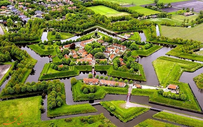 قلعه ستاره ای بورتانگ