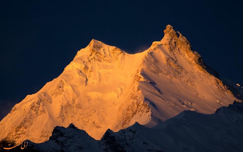 کوه ماناسلو