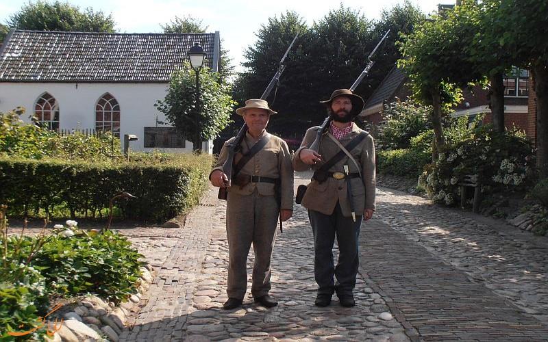 سربازان قلعه
