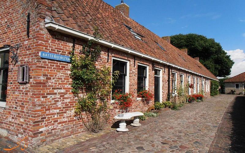 خانه های تاریخی بورتانگ