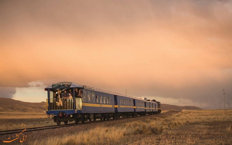 قطار پرو