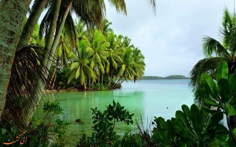 جزیره پالمیرا آتول