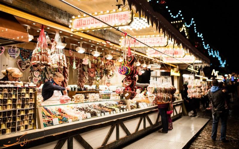 بازار کریسمس رومربرگ