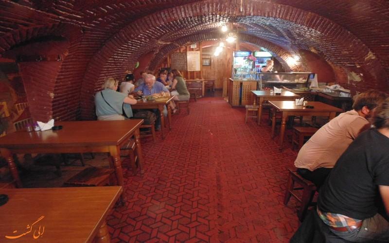 رستوران راچا تاورن