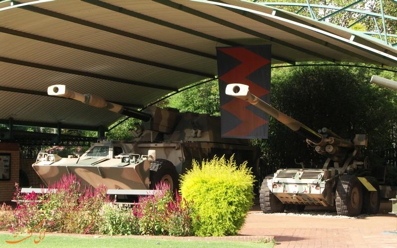 موزه ملی تاریخ نظامی آفریقای جنوبی