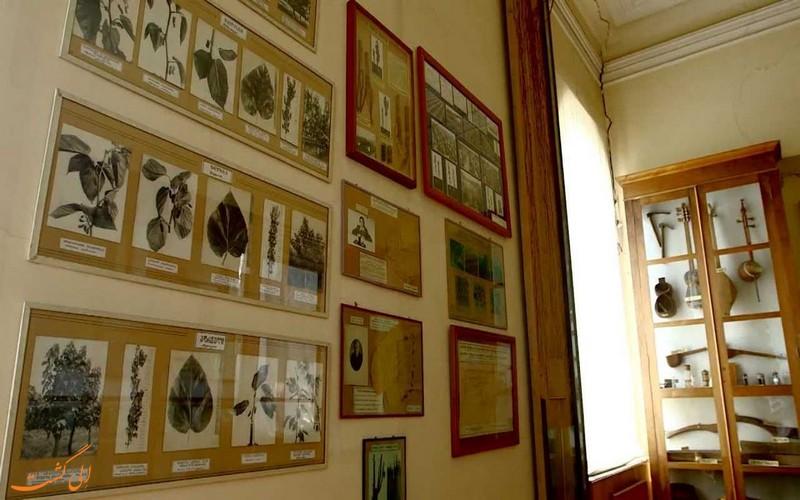 موزه ابریشم تفلیس