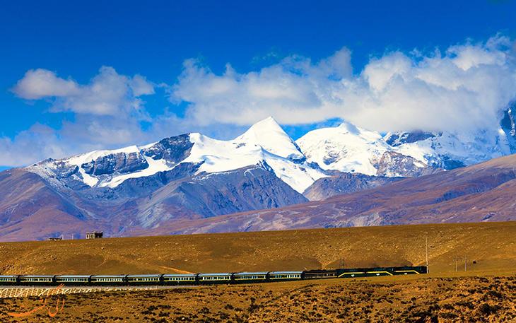 قطار پکن به لهاسا