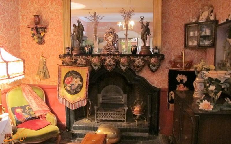 موزه خانه ویکتوریایی لیندفیلد
