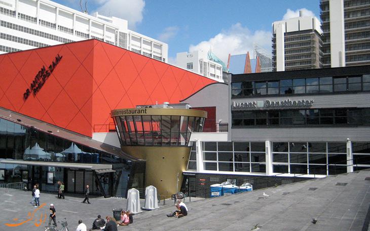 تئاتر رقص هلند