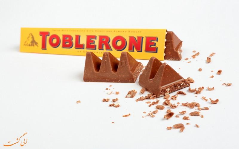 شکلات توبلرون
