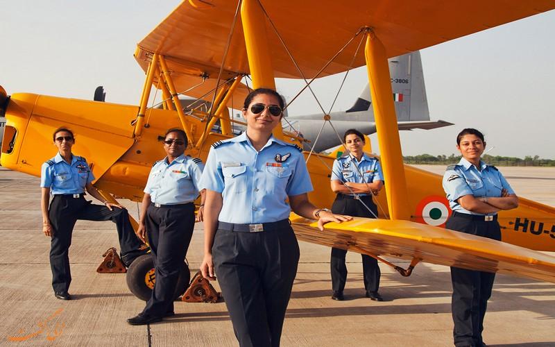 دوره آموزش خلبانی