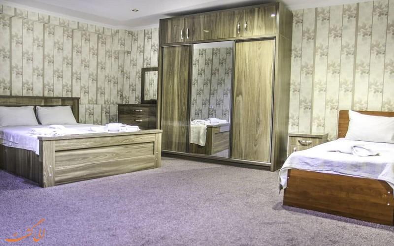 هتل 4 ستاره نیو پالاس شاردنی