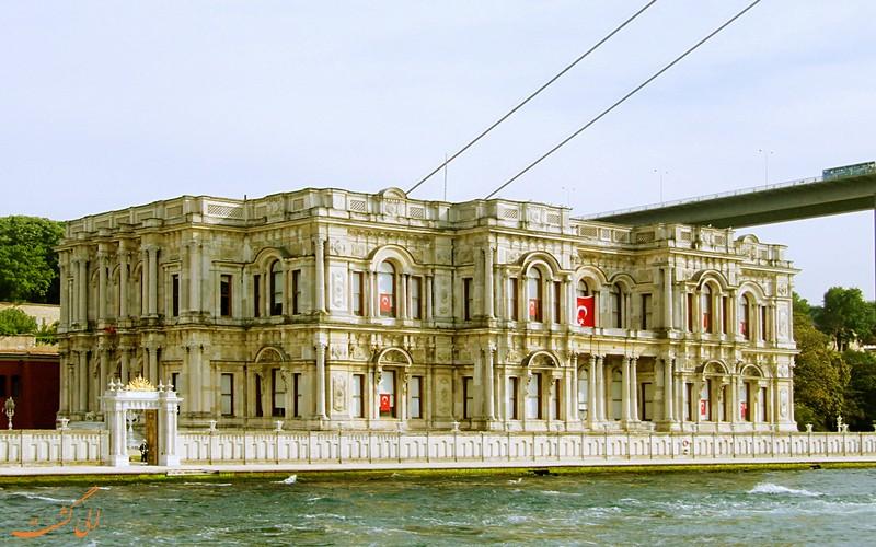 کاخ بیلربئی استانبول