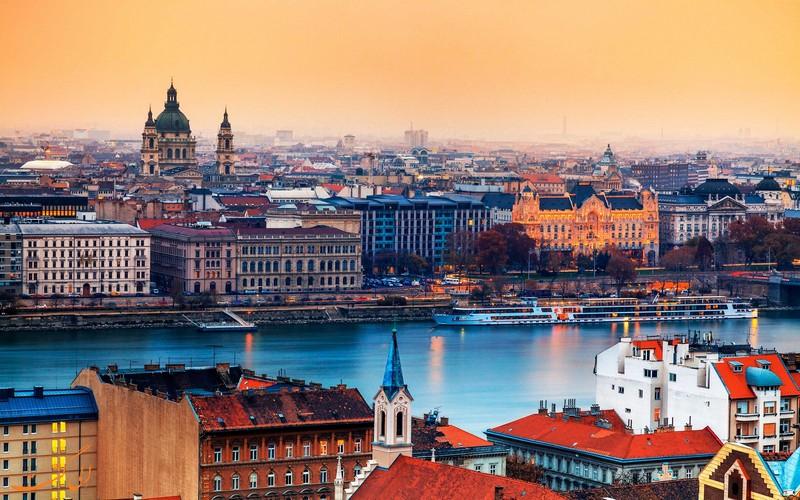 شهر بوداپست